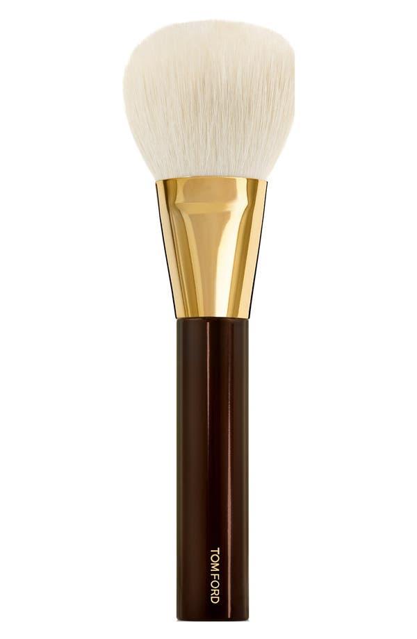 Alternate Image 1 Selected - Tom Ford Bronzer Brush 05