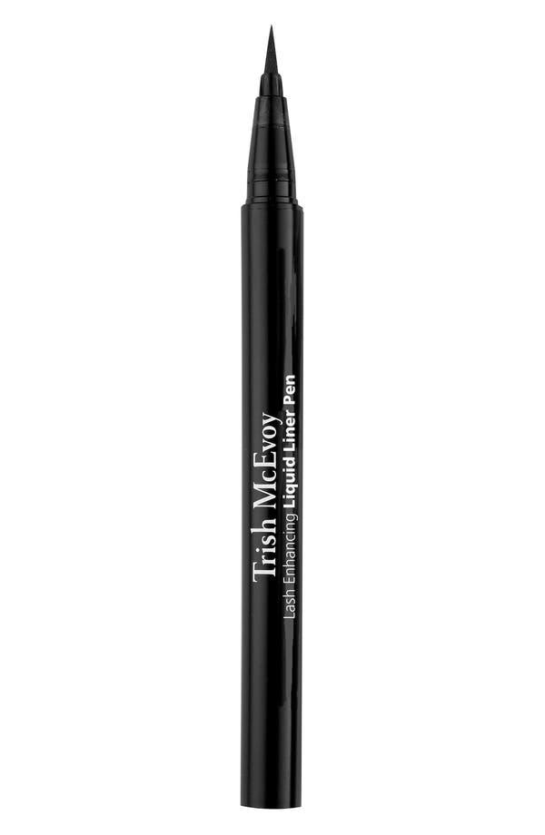 Lash Enhancing Liquid Liner Pen,                         Main,                         color, Intense Black