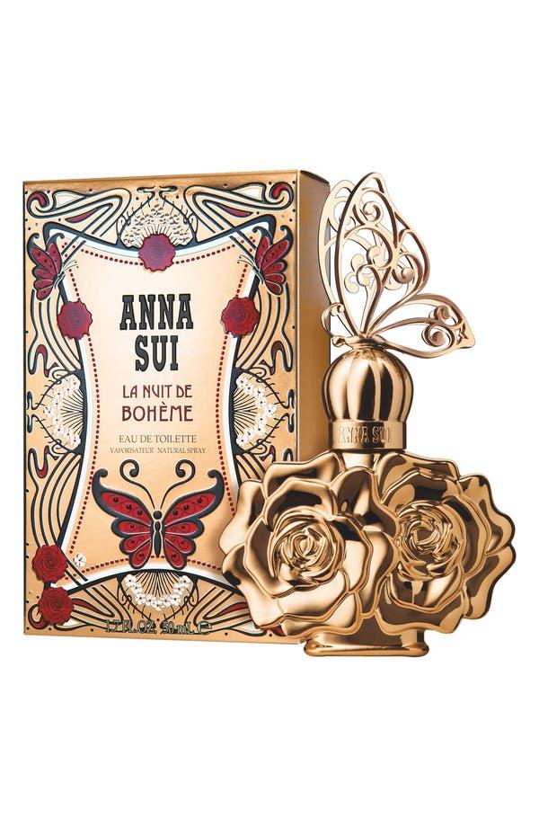 Alternate Image 2  - Anna Sui 'La Nuit de Bohème' Eau de Toilette