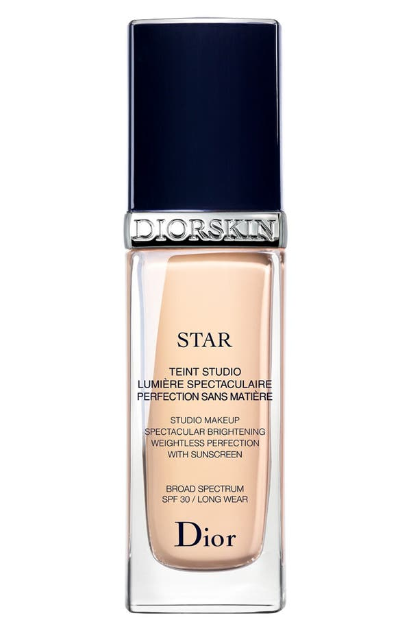 'Diorskin' Star Studio Foundation,                             Main thumbnail 1, color,                             010 Ivory