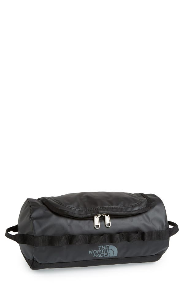 'Base Camp' Travel Canister,                         Main,                         color, The North Face Black