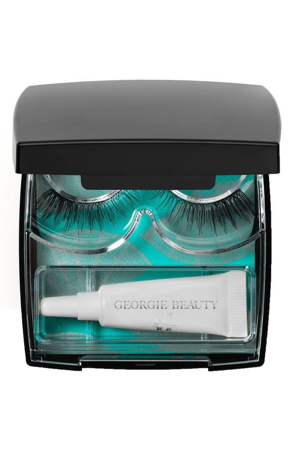 Alternate Image 1 Selected - Georgie Beauty™ 'L'Avant Gardiste' Faux Lash Compact