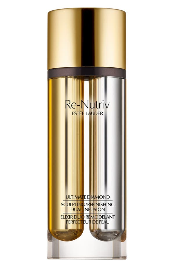 Re-Nutriv Ultimate Diamond Sculpting/Refinishing Dual Infusion,                             Main thumbnail 1, color,                             No Color
