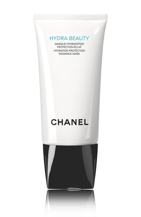 Alternate Image 1 Selected - CHANEL HYDRA BEAUTY  Hydration Protection Radiance Mask