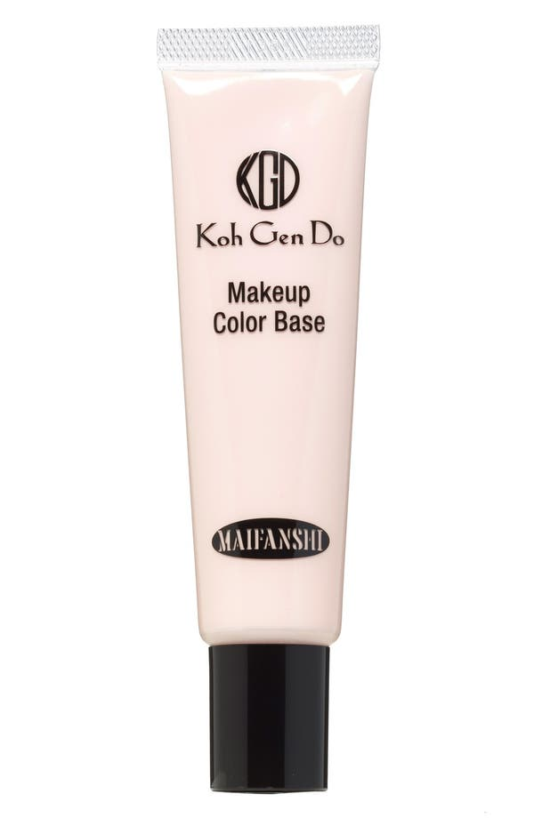 Alternate Image 1 Selected - Koh Gen Do 'Maifanshi - Lavender Pink' Makeup Color Base
