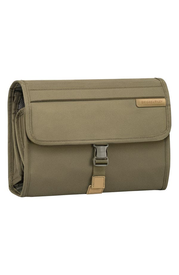 Alternate Image 1 Selected - Briggs & Riley Baseline Deluxe Hanging Toiletry Kit