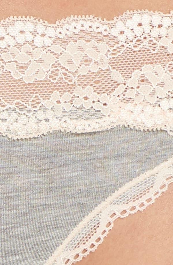Alternate Image 5  - Honeydew Intimates 3-Pack Hipster Panties