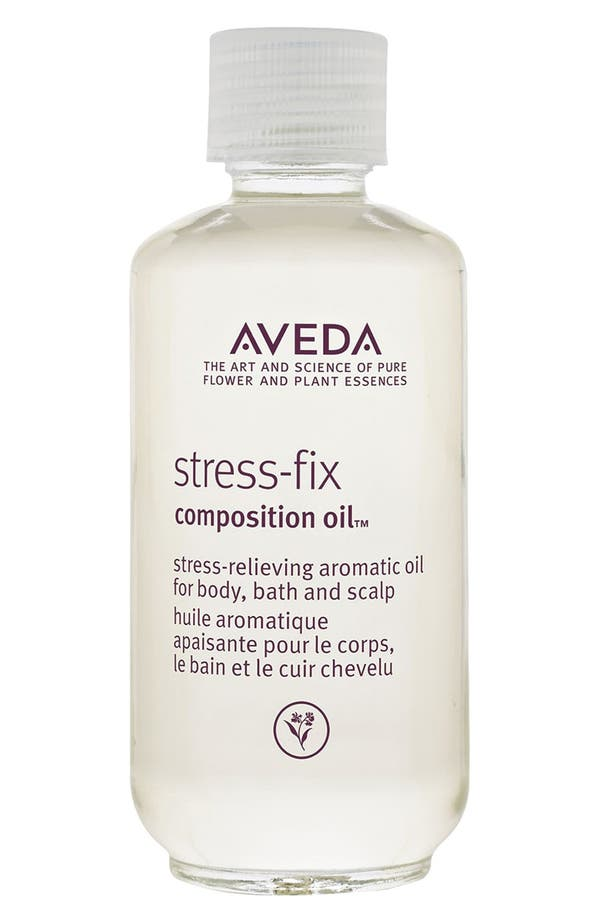 Alternate Image 1 Selected - Aveda 'stress-fix composition oil™' Stress-Relieving Aromatic Oil for Body, Bath & Scalp