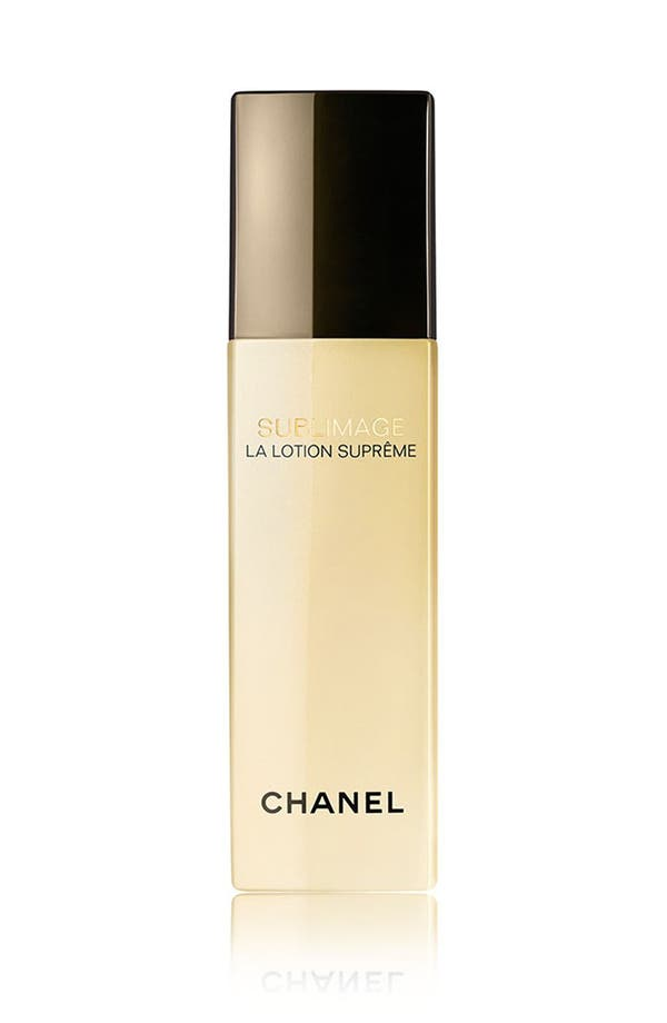Alternate Image 1 Selected - CHANEL SUBLIMAGE LA LOTION SUPRÊME 