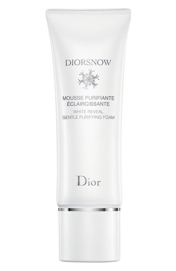 Main Image - Dior 'Diorsnow' White Reveal Gentle Purifying Foam