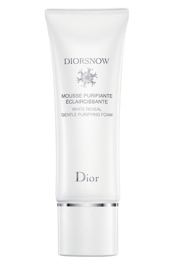 'Diorsnow' White Reveal Gentle Purifying Foam,                         Main,                         color, No Color