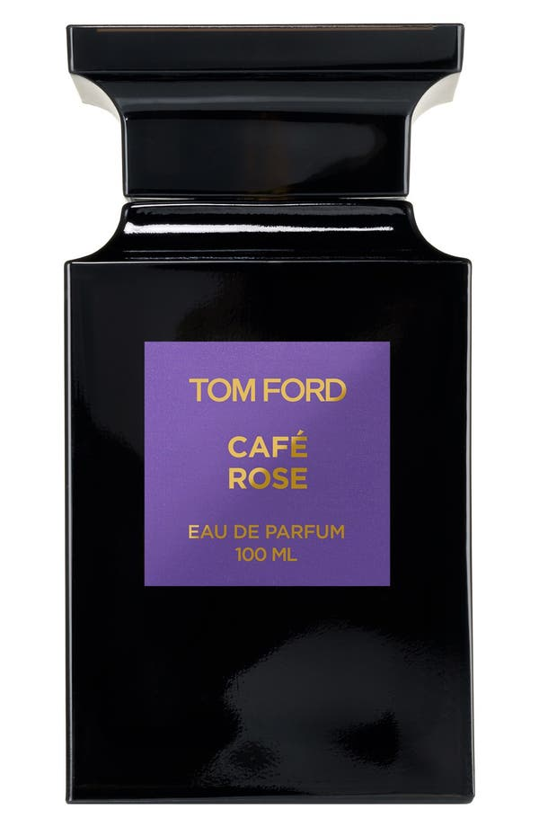 Alternate Image 2  - Tom Ford Private Blend Café Rose Eau de Parfum