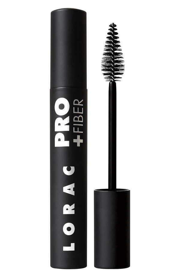 PRO + Fiber Mascara,                             Main thumbnail 1, color,                             Black