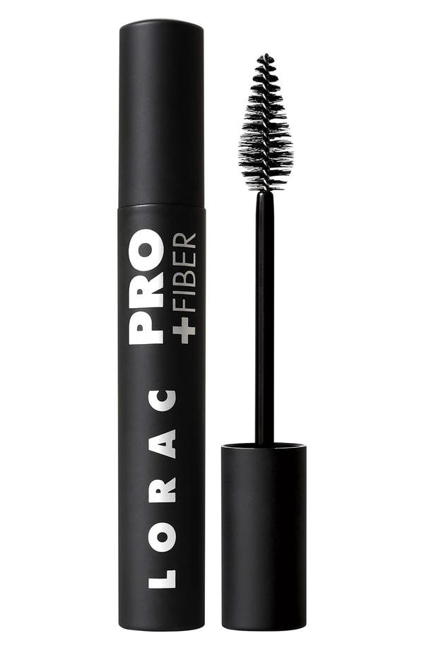 Main Image - LORAC PRO + Fiber Mascara