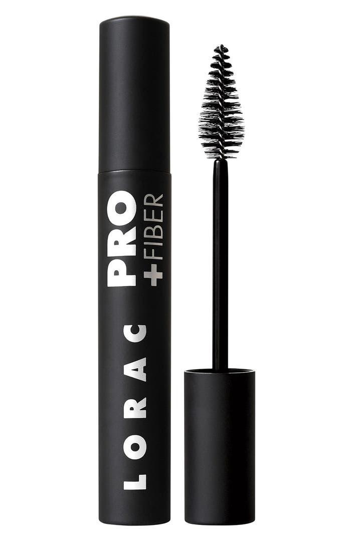 Lorac Pro To Go Professional Eye Collection Review: LORAC PRO + Fiber Mascara