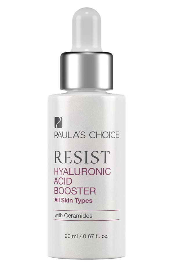 Resist Hyaluronic Acid Booster,                         Main,                         color, No Color