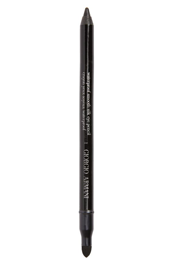 Alternate Image 1 Selected - Giorgio Armani 'Eyes to Kill' Waterproof Eye Pencil