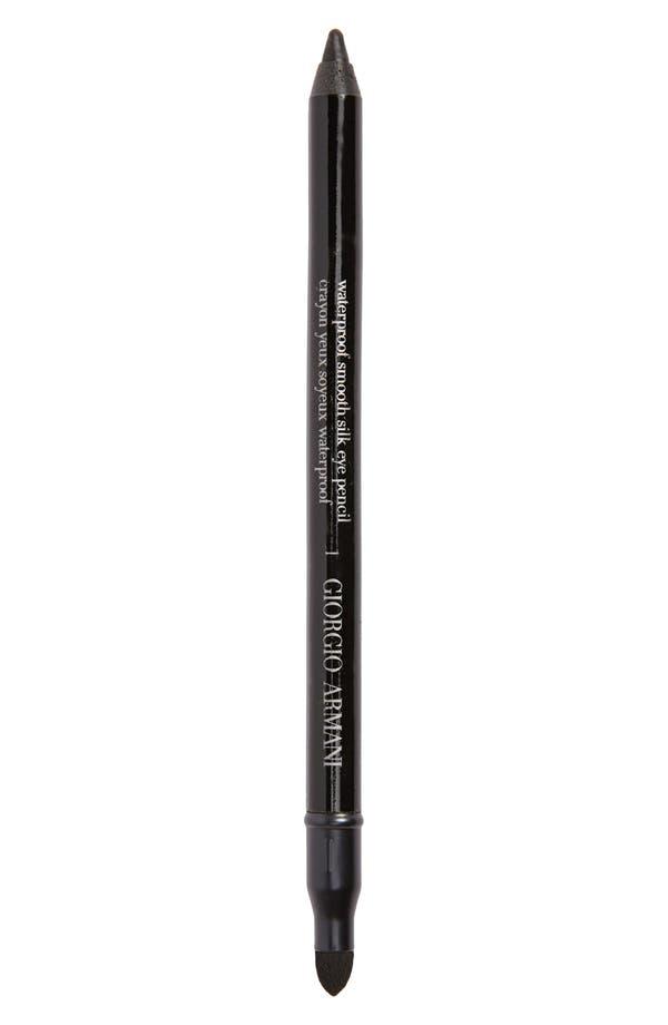 'Eyes to Kill' Waterproof Eye Pencil,                         Main,                         color, #1 Black