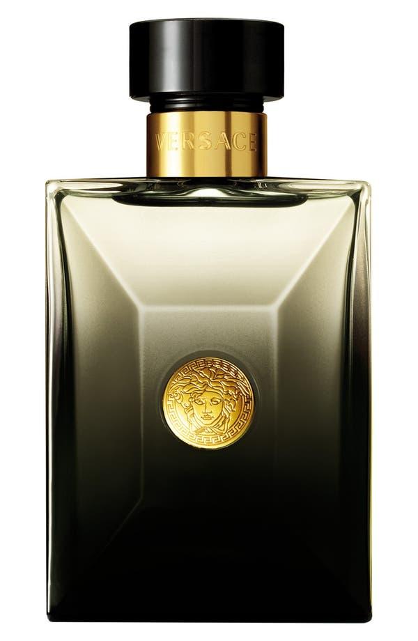 pour HommeOudNoirEau de Parfum,                             Main thumbnail 1, color,                             No Color