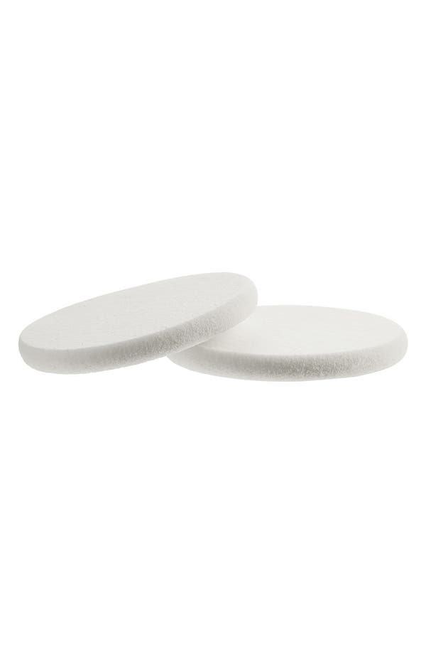 MAC Disc Sponges,                             Main thumbnail 1, color,                             No Color