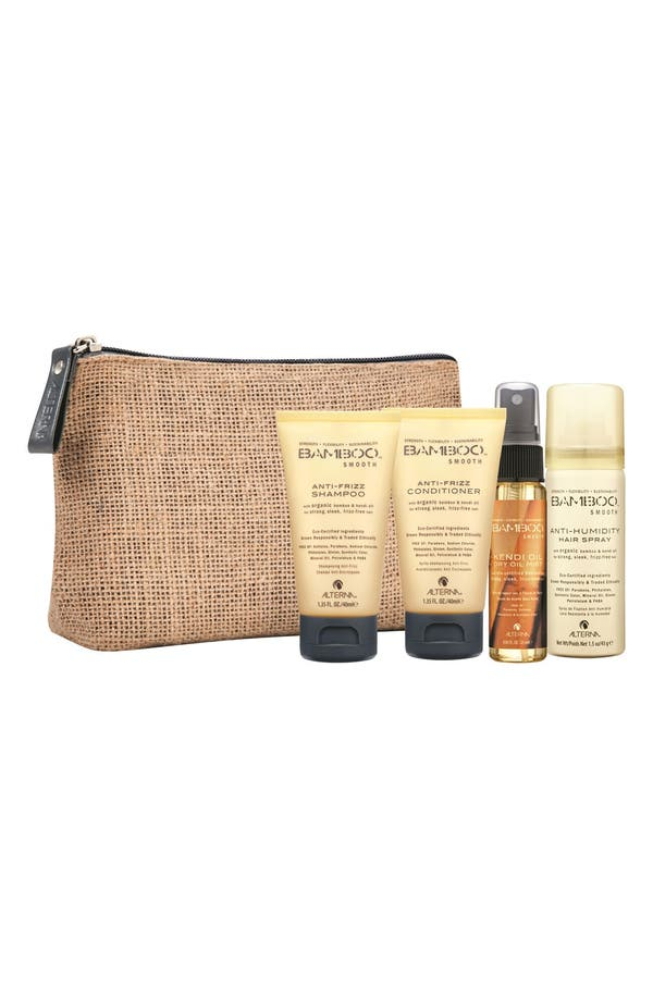 Main Image - ALTERNA® 'Bamboo Smooth' On-the-Go Kit