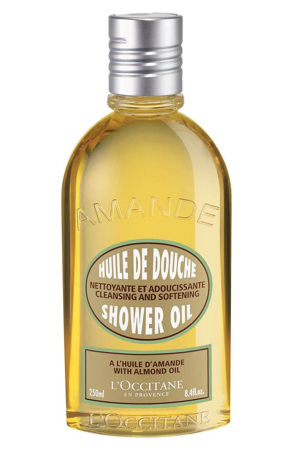 Alternate Image 1 Selected - L'Occitane Almond Shower Oil