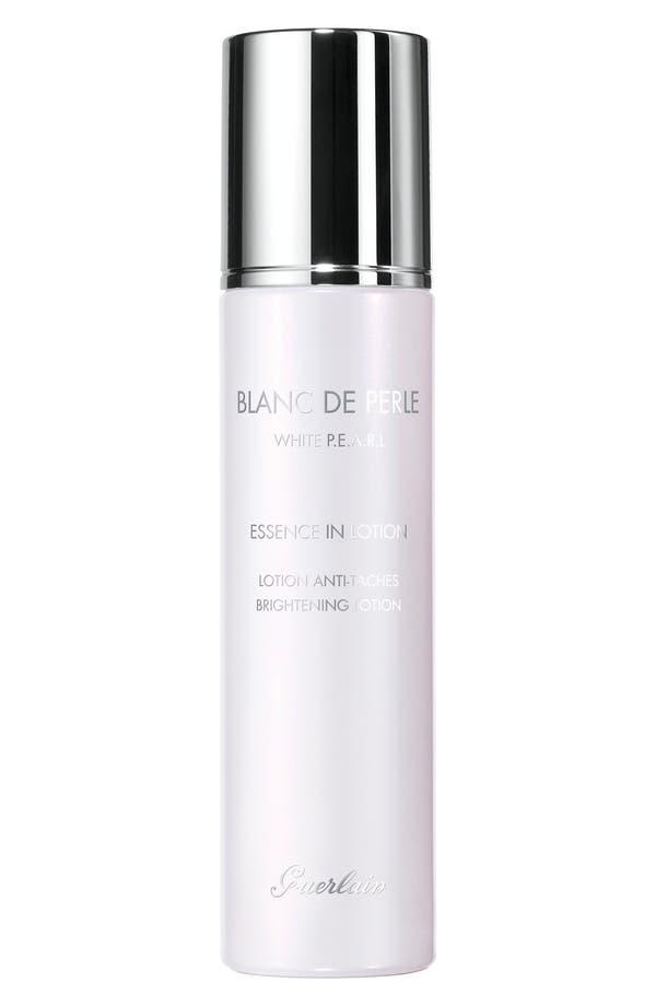 'Blanc de Perle' Brightening Lotion,                             Main thumbnail 1, color,                             No Color