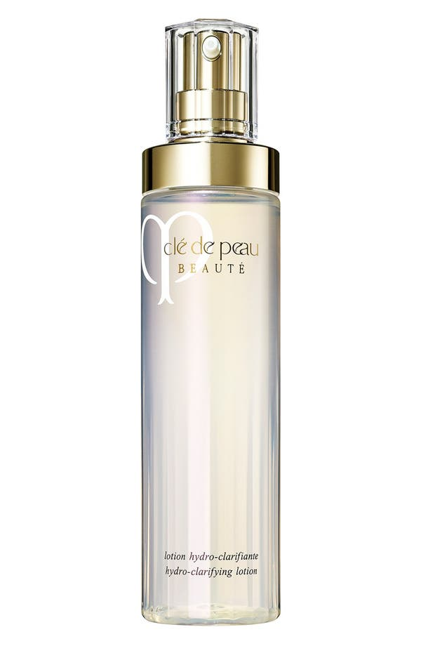 Alternate Image 1 Selected - Clé de Peau Beauté Hydro-Clarifying Lotion