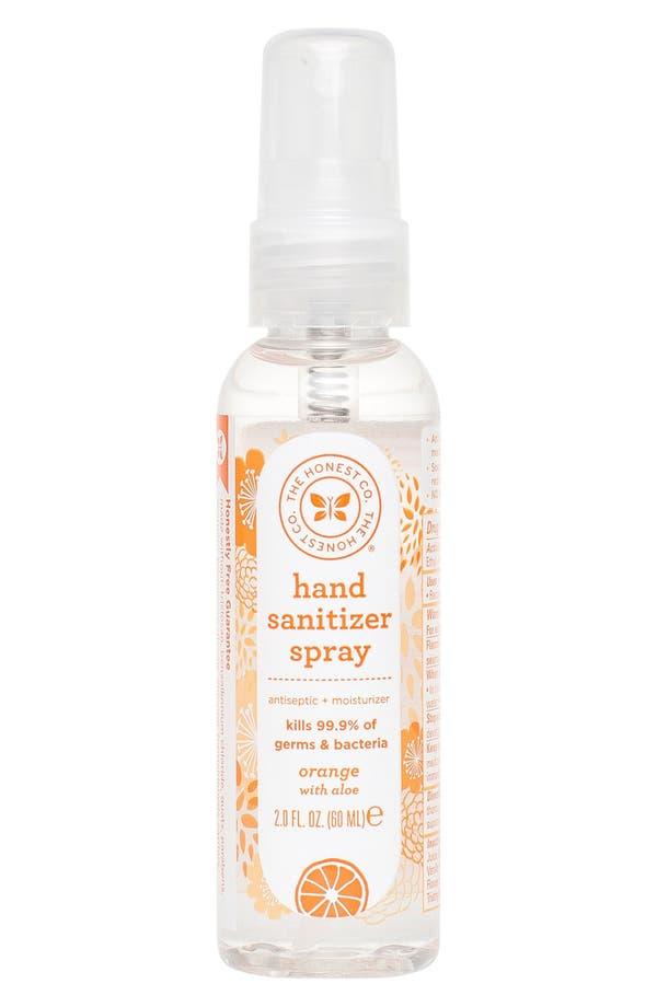 Alternate Image 1 Selected - The Honest Company Hand Sanitizer Spray