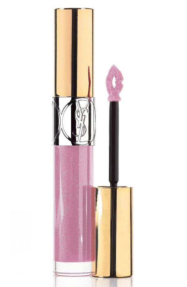 'Savage Summer - Gloss Volupte' Lip Gloss,                         Main,                         color, 54 Rose Denim