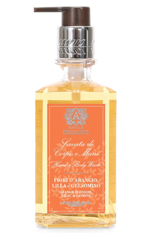 'Orange Blossom, Lilac & Jasmine' Hand Wash,                         Main,                         color, No Color