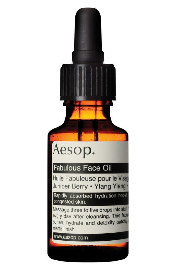 Alternate Image 1 Selected - Aesop Fabulous Face Oil