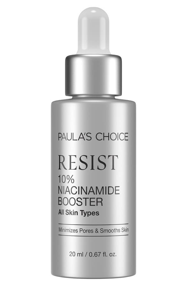 Resist 10% Niacinamide Booster,                             Main thumbnail 1, color,                             No Color