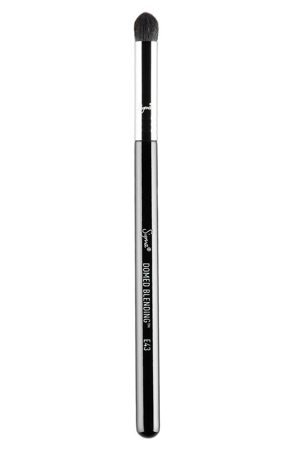 E43 Domed Blending Brush,                         Main,                         color, No Color