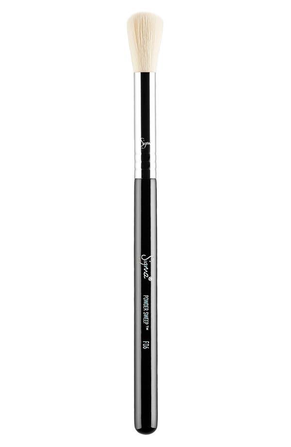 Alternate Image 1 Selected - Sigma Beauty F06 Powder Sweep Brush