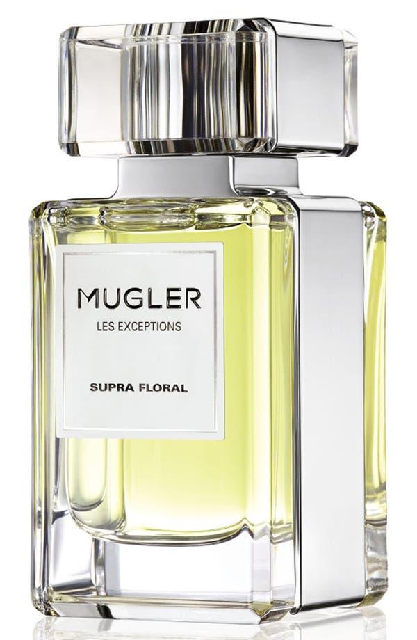 Mugler 'Les Exceptions - Supra Floral' Fragrance,                             Main thumbnail 1, color,                             No Color