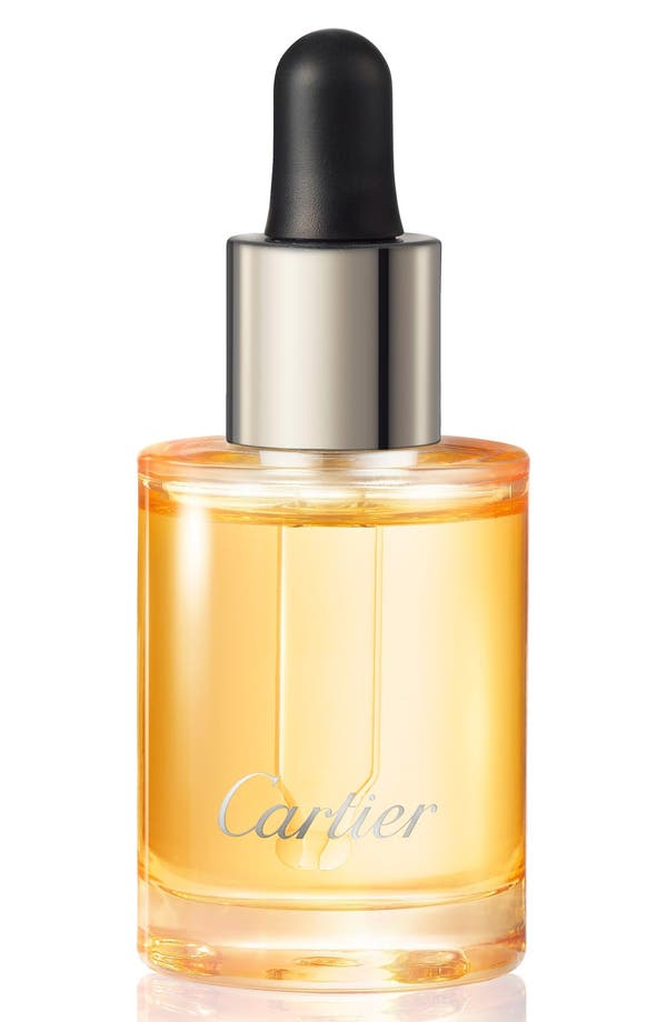 Cartier  ' PERFUMED GROOMING OIL
