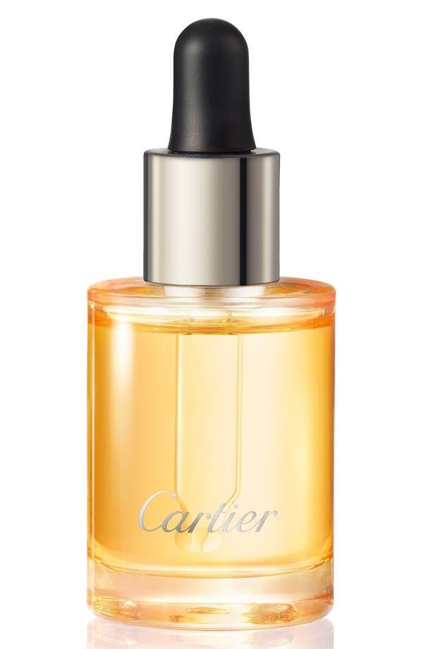 'L'Envol de Cartier' Perfumed Grooming Oil,                             Main thumbnail 1, color,                             No Color