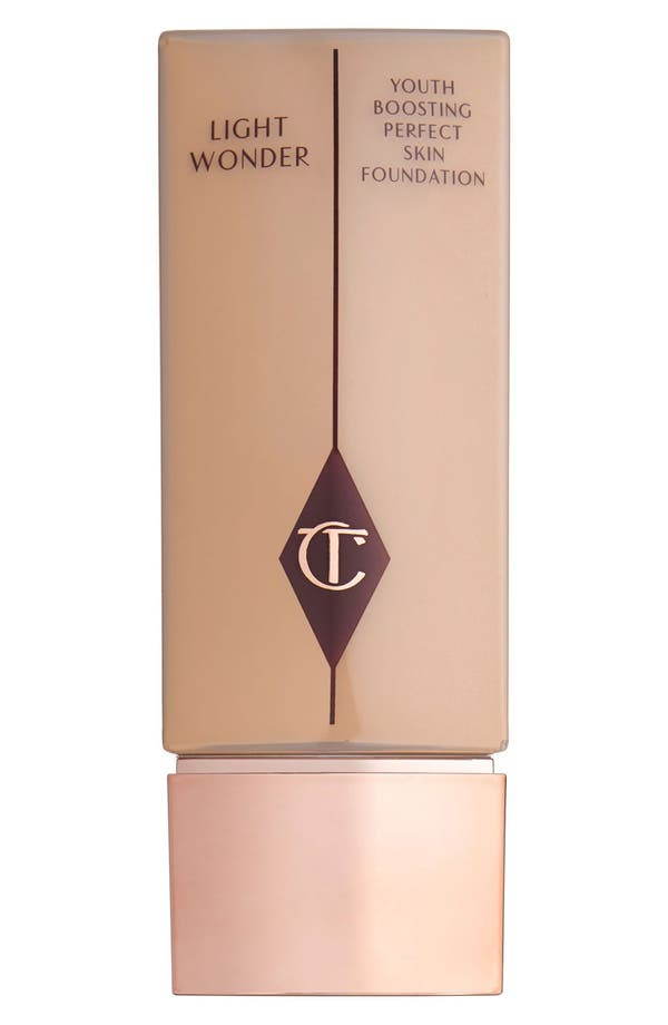 Alternate Image 1 Selected - Charlotte Tilbury Light Wonder Youth-Boosting Perfect Skin Foundation