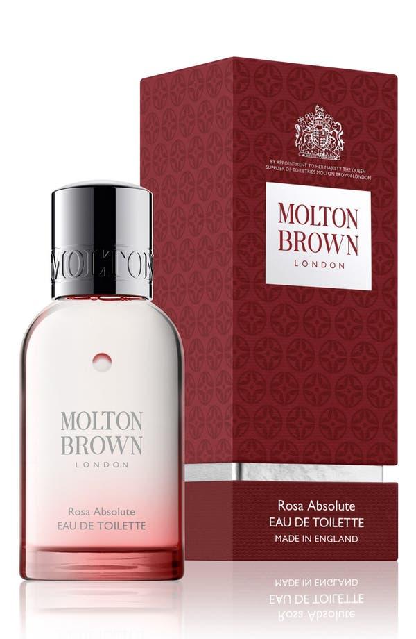 Alternate Image 2  - MOLTON BROWN London Rosa Absolute Eau de Toilette