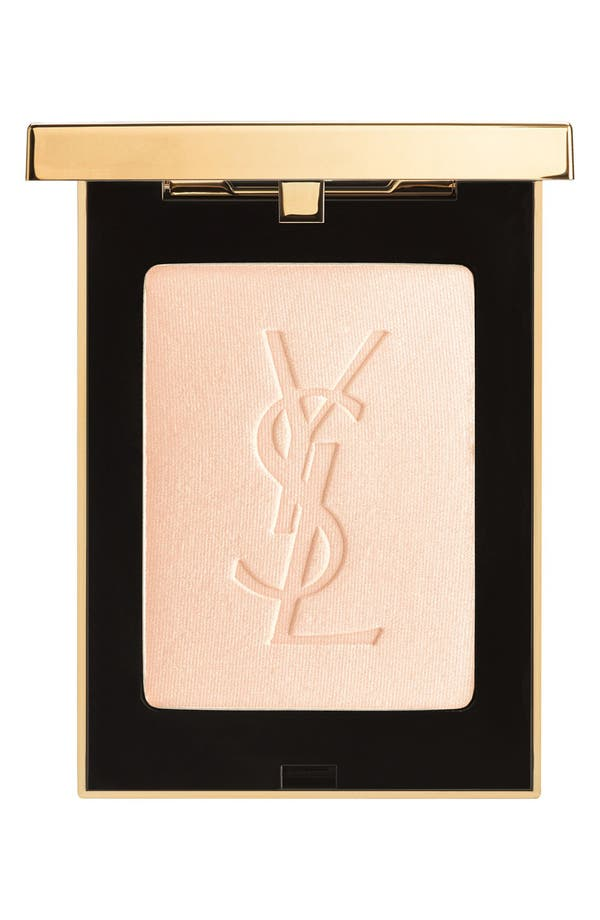 Alternate Image 1 Selected - Yves Saint Laurent Sparkle Clash Touche Éclat Lumiere Divine Highlighting Finishing Powder