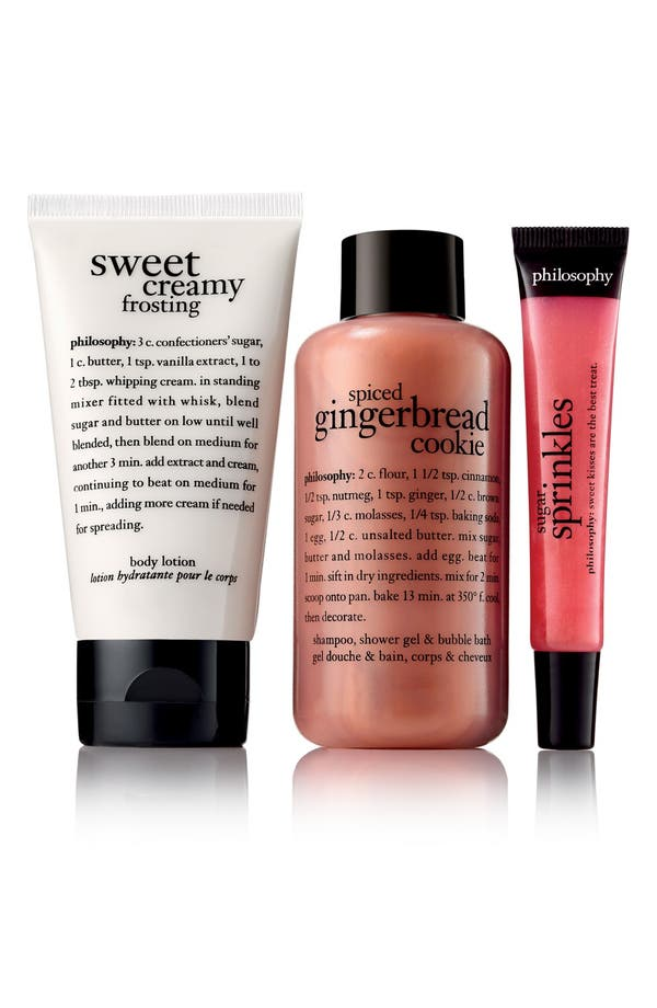 Alternate Image 2  - philosophy march of the sweet treats set (Limited Edition) (Nordstrom Exclusive)