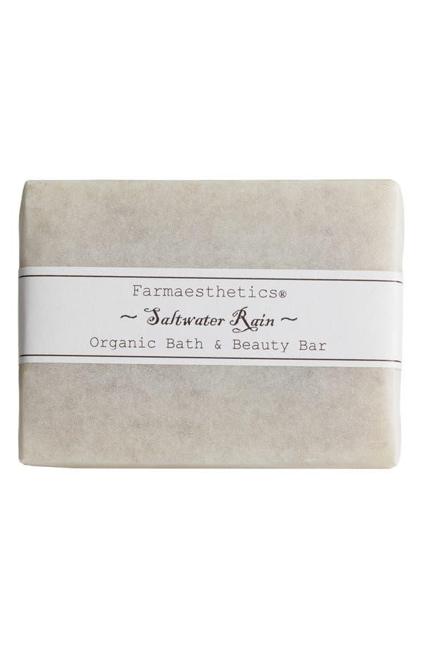 Main Image - Farmaesthetics Saltwater Rain Bath & Beauty Bar