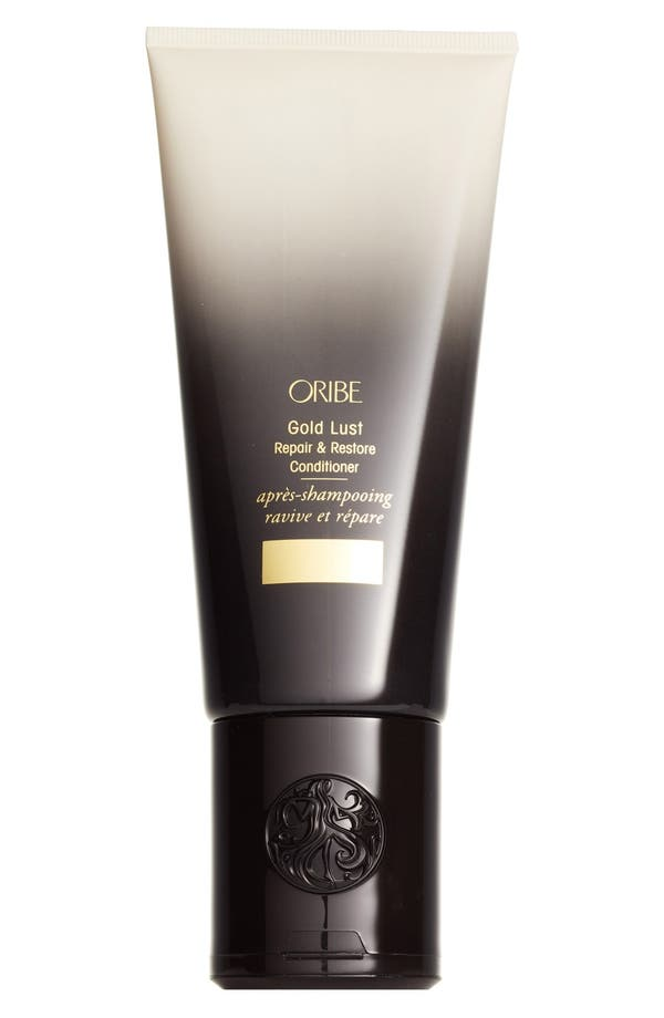 Alternate Image 1 Selected - SPACE.NK.apothecary Oribe Gold Lust Repair & Restore Conditioner