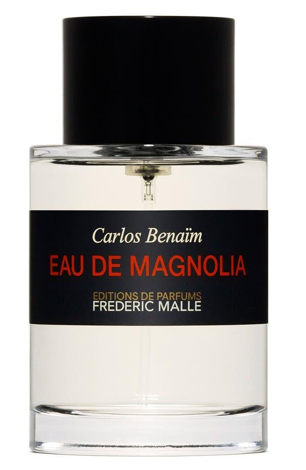 Main Image - Editions de Parfums Frédéric Malle Eau de Magnolia Parfum Spray