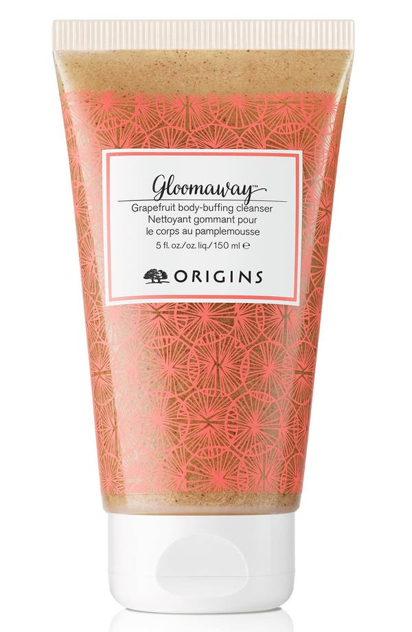 Main Image - Origins Gloomaway™ Grapefruit Body-Buffing Cleanser