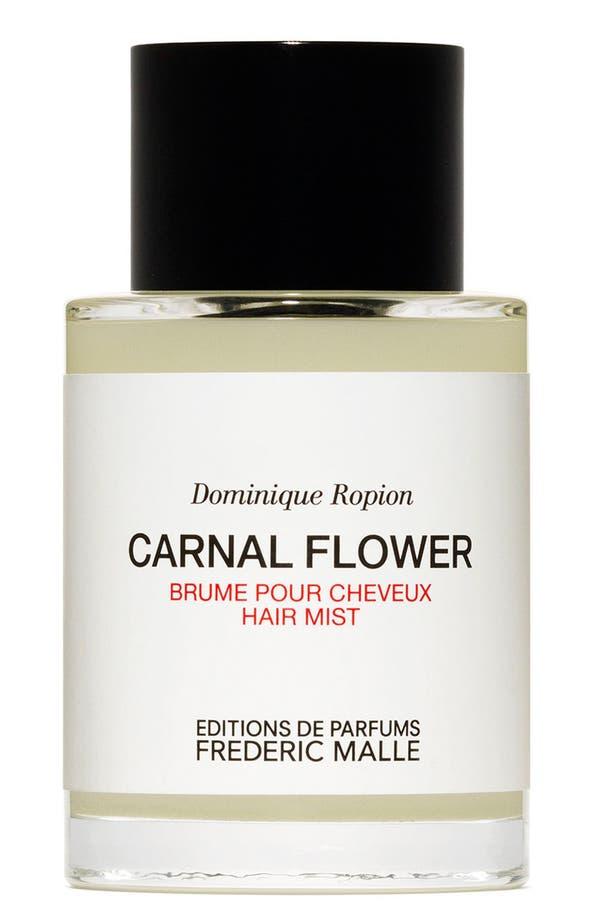 Main Image - Editions de Parfums Frédéric Malle Carnal Flower Hair Mist