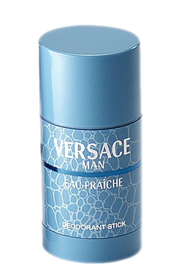 Main Image - Versace Man 'Eau Fraîche' Deodorant Stick