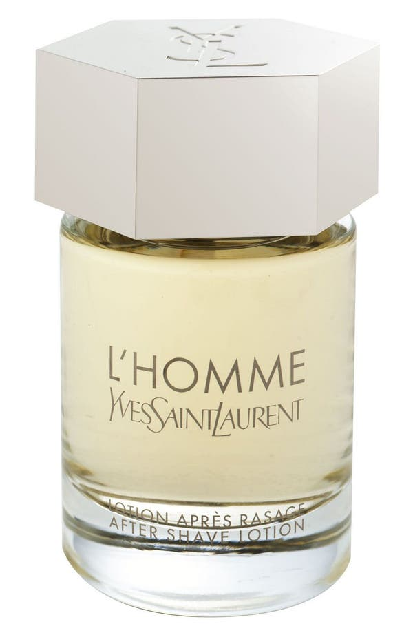Alternate Image 1 Selected - Yves Saint Laurent 'L'Homme' After Shave Lotion