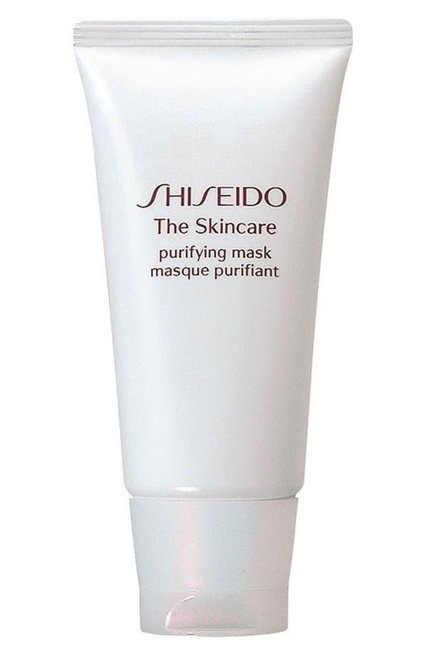 Alternate Image 1 Selected - Shiseido 'The Skincare' Purifying Mask